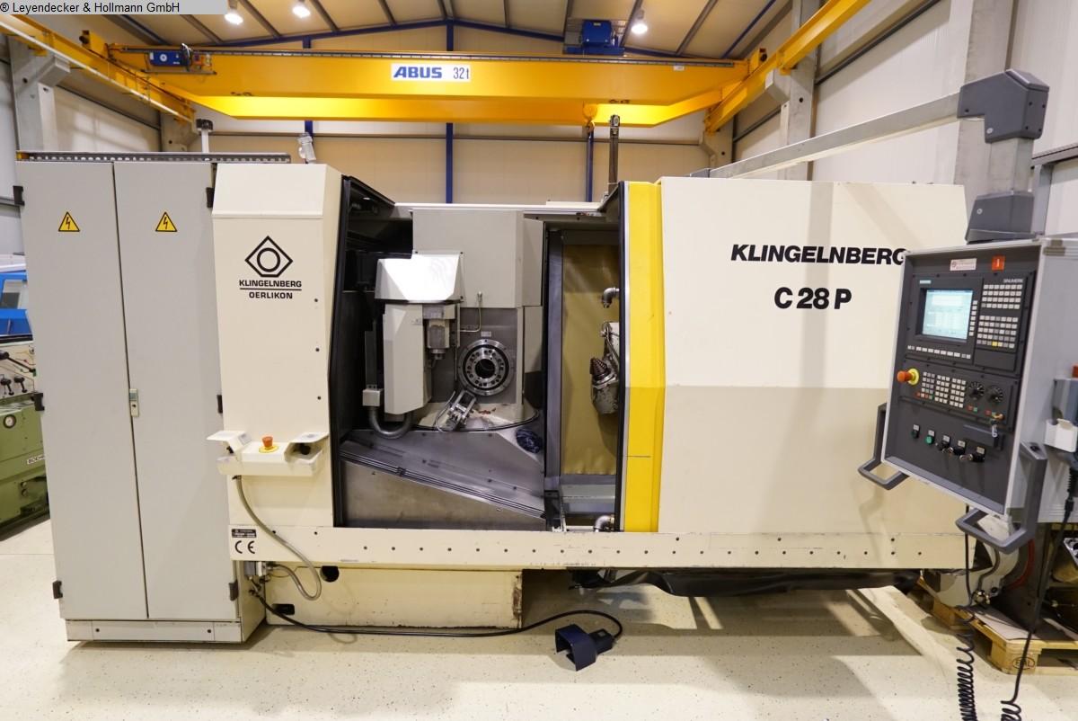 KLINGELNBERG - Spiral Bevel Gear Cutting Machine - 02824