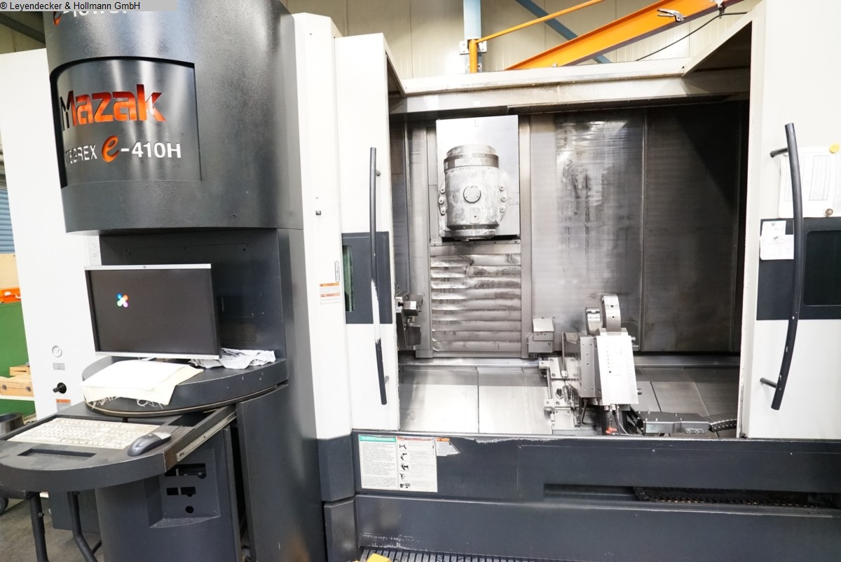YAMAZAKI MAZAK - CNC Turning- and Milling Center - 02788